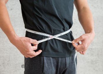 weight loss measuring