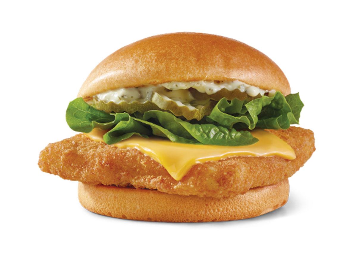 wendys fish sandwich