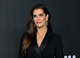 Brooke Shields Shares Nude Throwback Photo on Earth Day