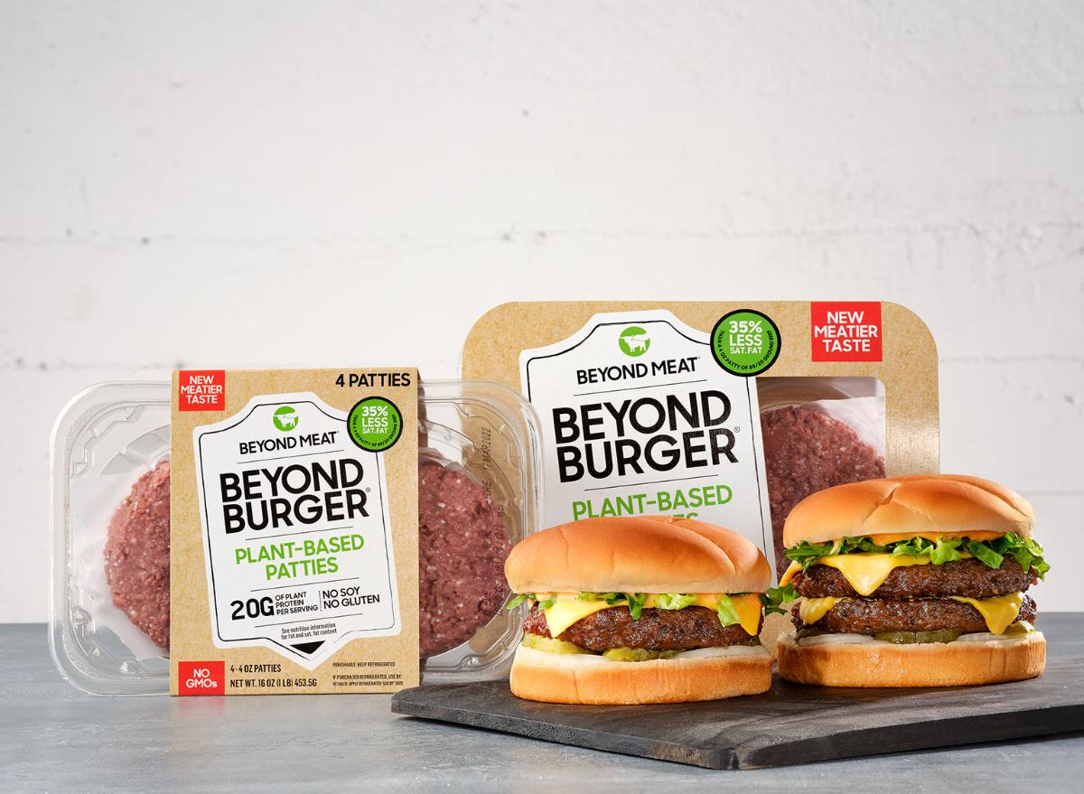 New Beyond Burger