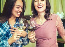 Women, Wine, Friends