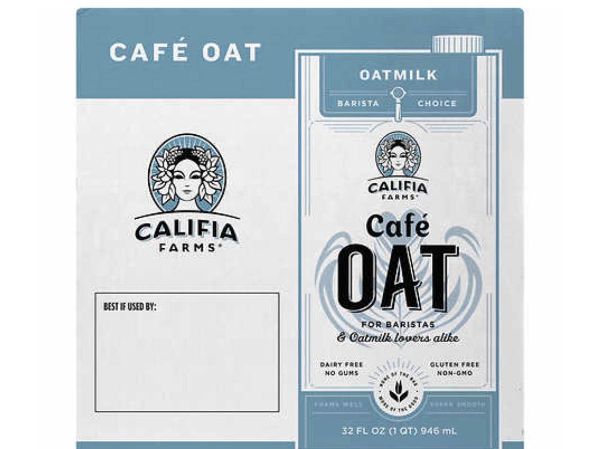 Califia Farms Oatmilk