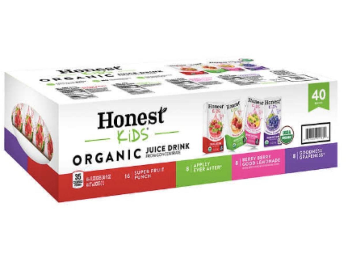 Honest Kids Organic Juice