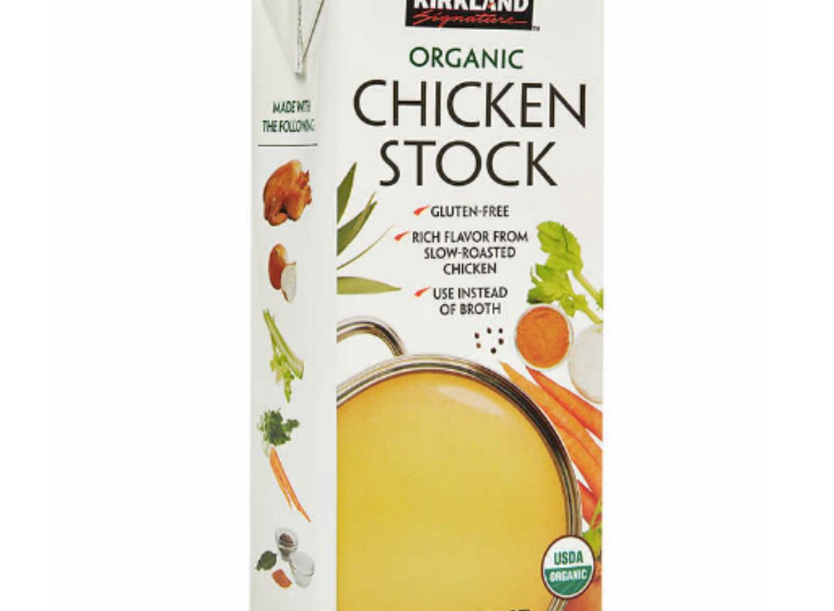 Kirkland Organic Chicken Stock