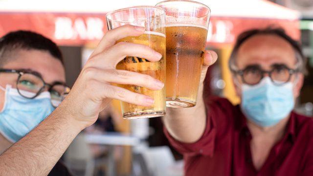 beer, bar