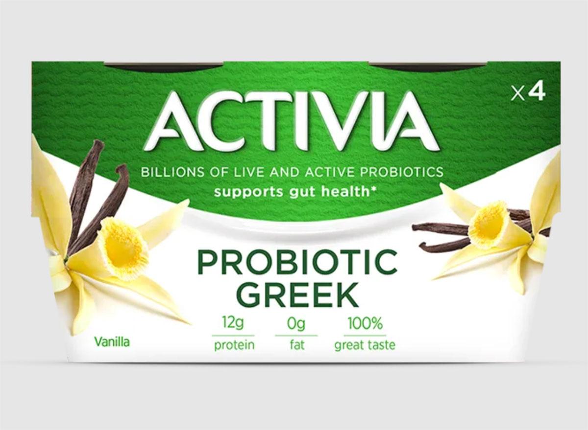 activia greek yogurt