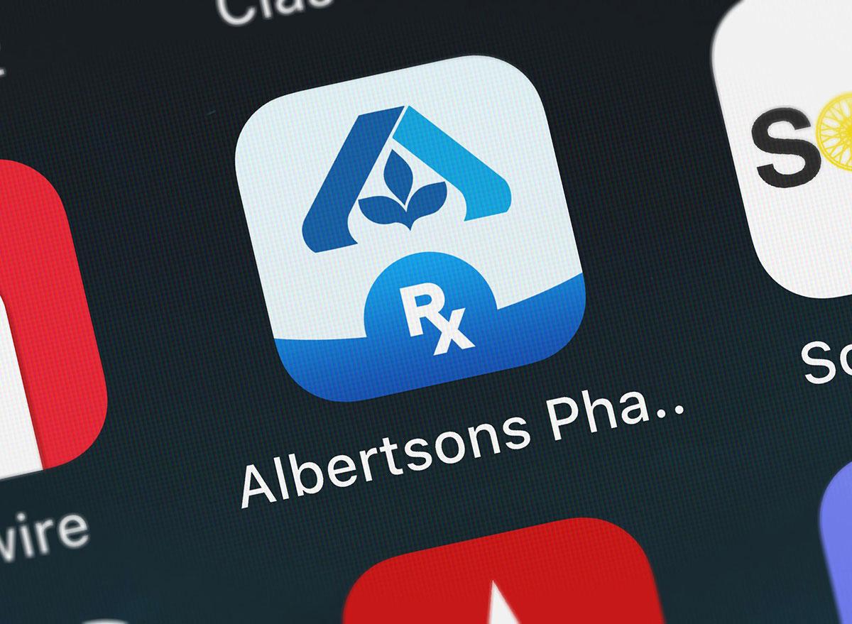 albertsons pharmacy app