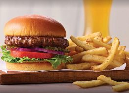 applebees classic burger