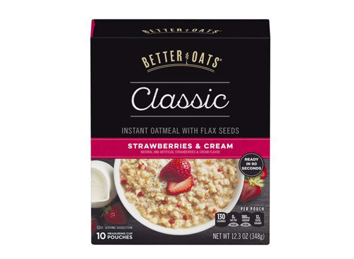 better oats classic strawberries and cream
