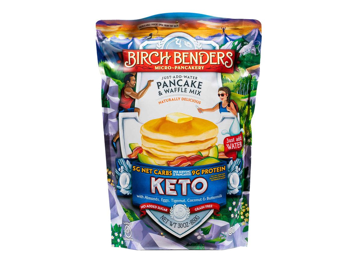 birch benders keto waffle mix