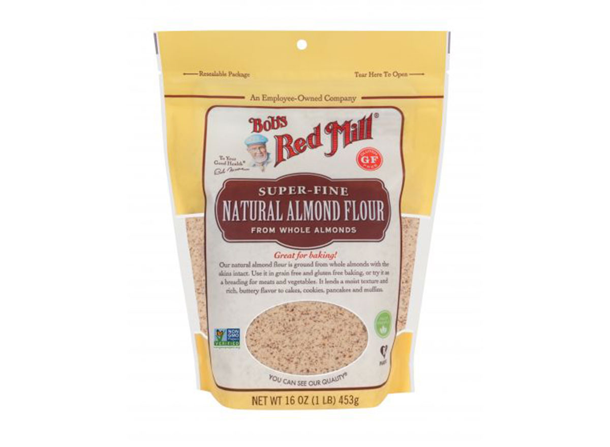 bobs red mill natural almond flour