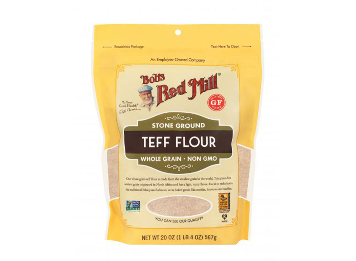 bobs red mill teff flour