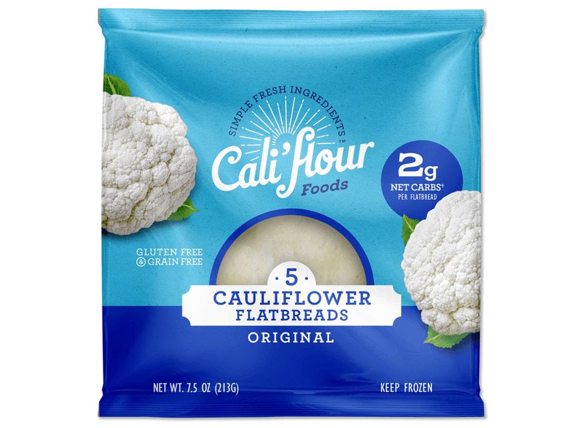 cali flour original flatbread