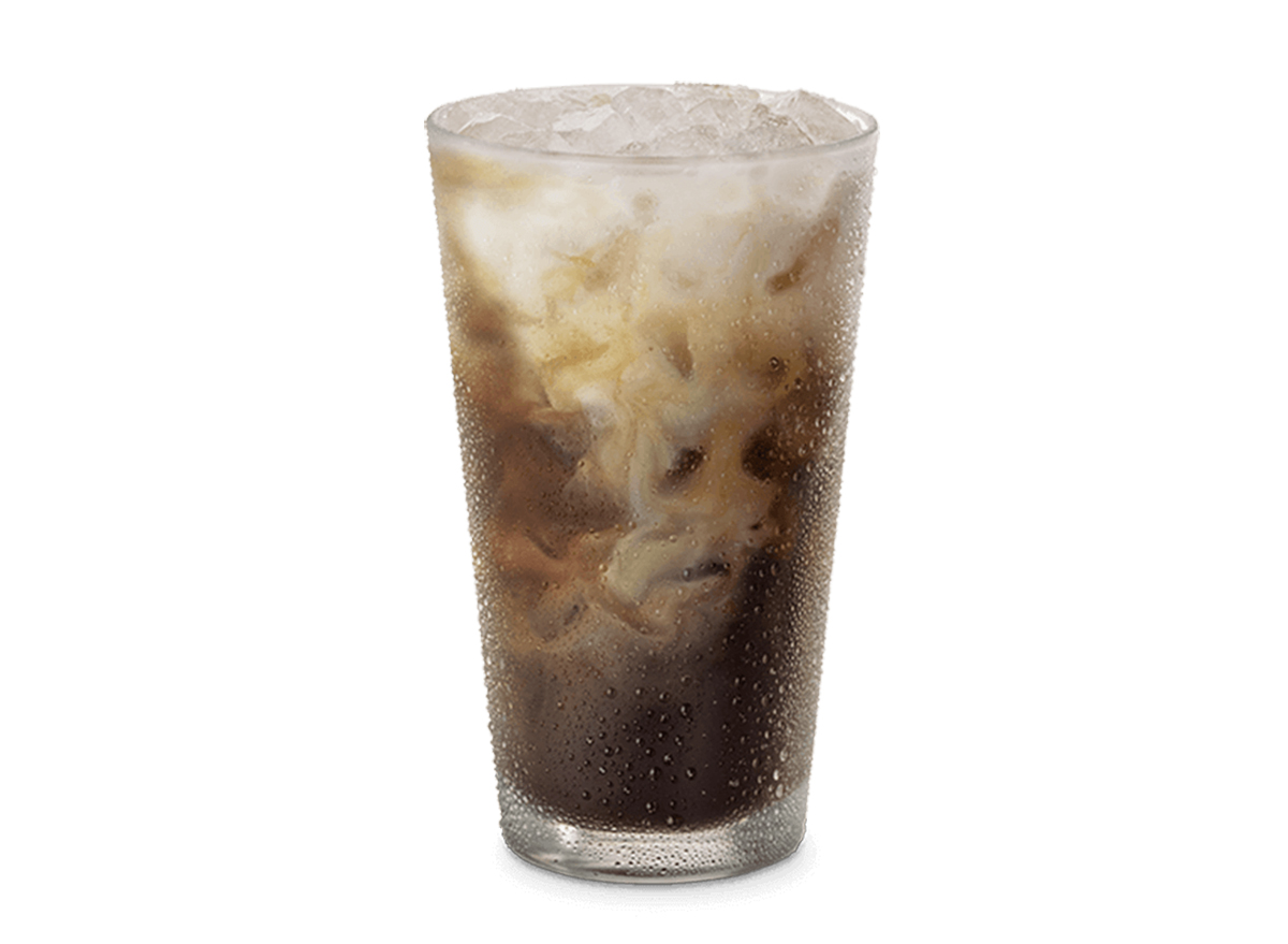 iced coffee from chick-fil-a
