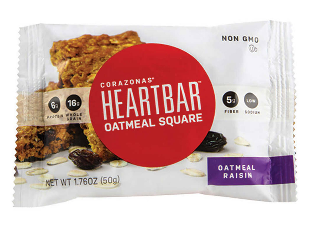 corazonas heartbar squares