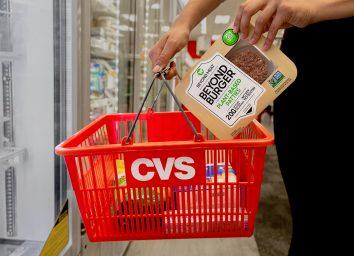 cvs frozen food in basket