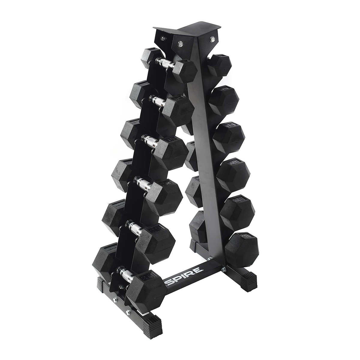 dumbbells from Costco