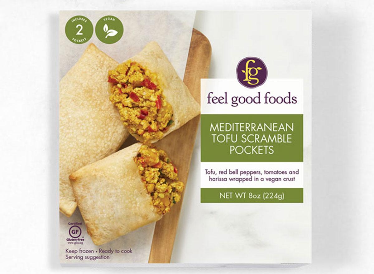 feel good foods mediterranean pockets