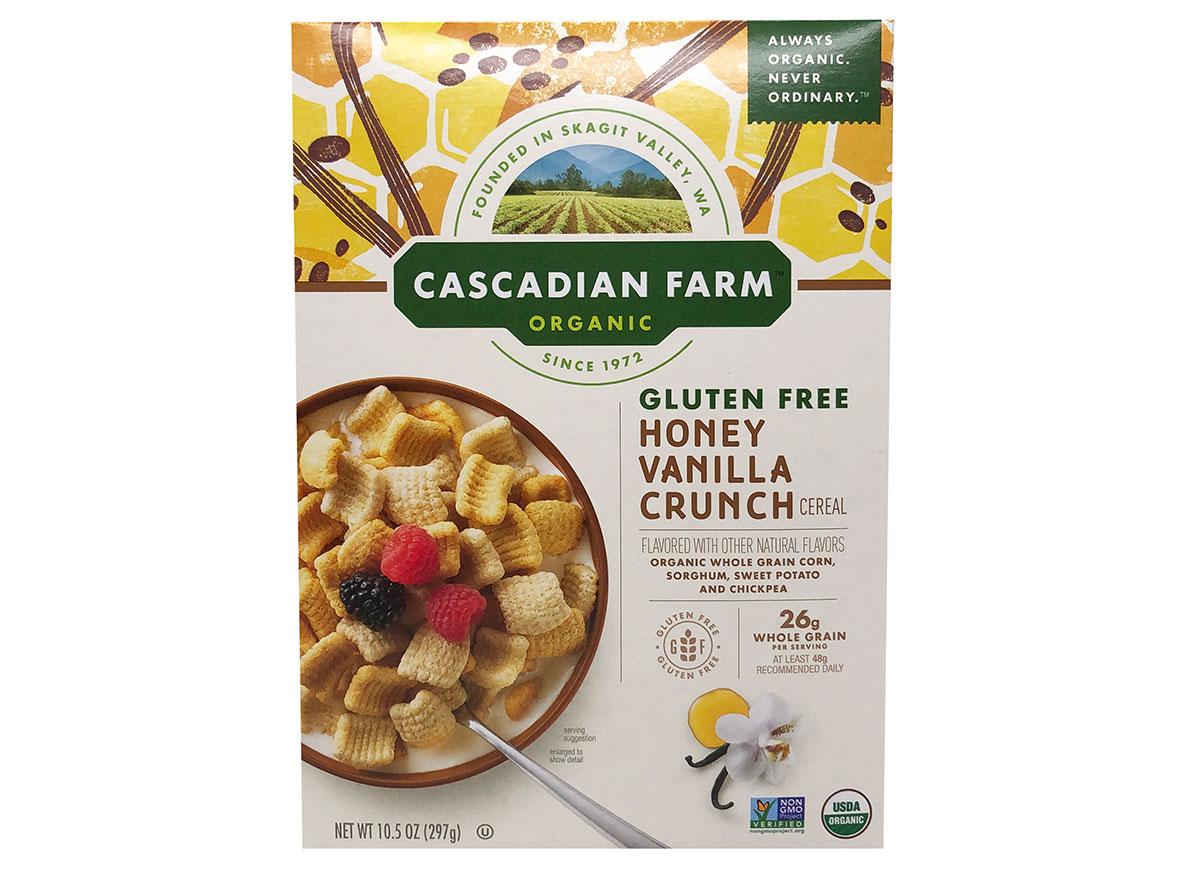 general mills cascadian farms honey vanilla crunch
