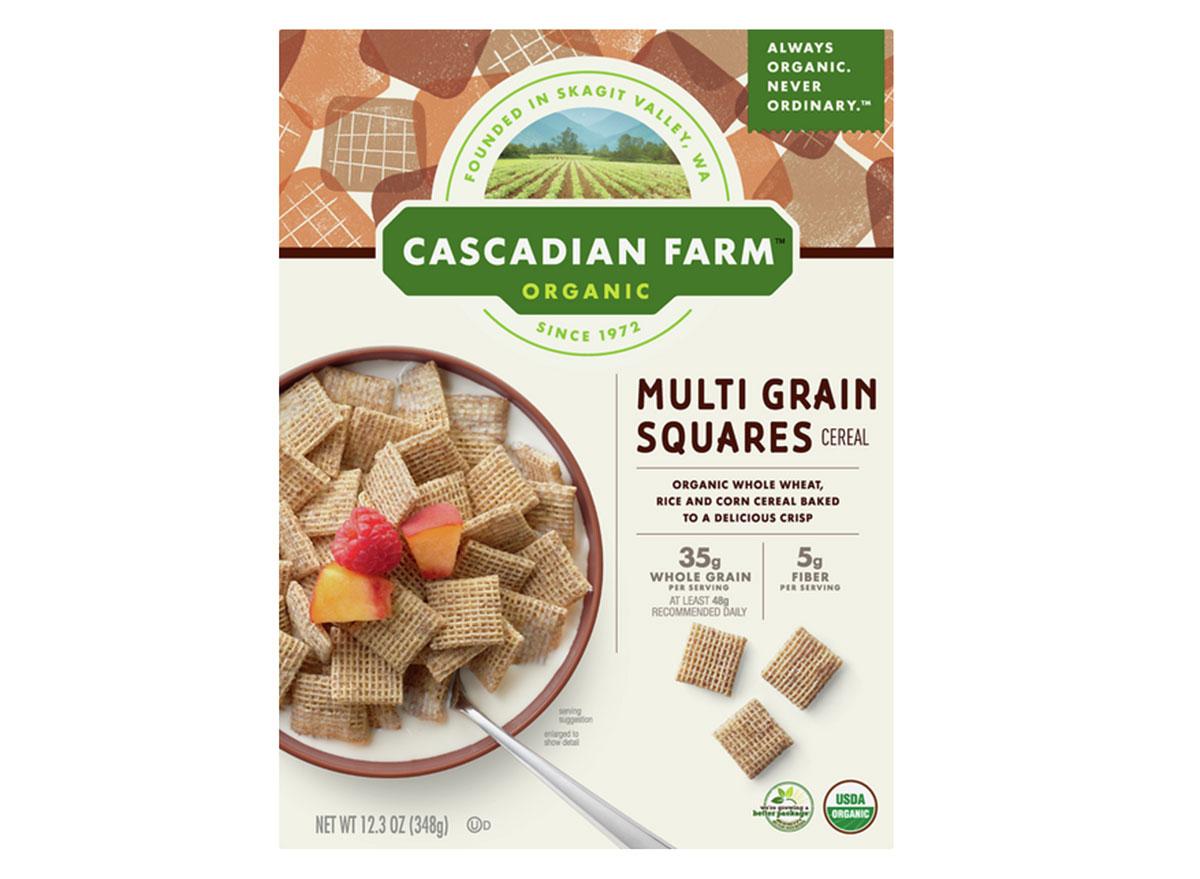 general mills cascadian farms multi grain squares