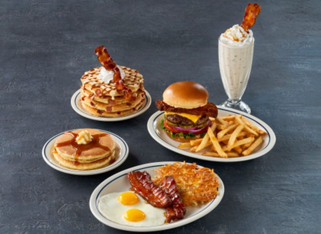 ihop bacon obsession menu