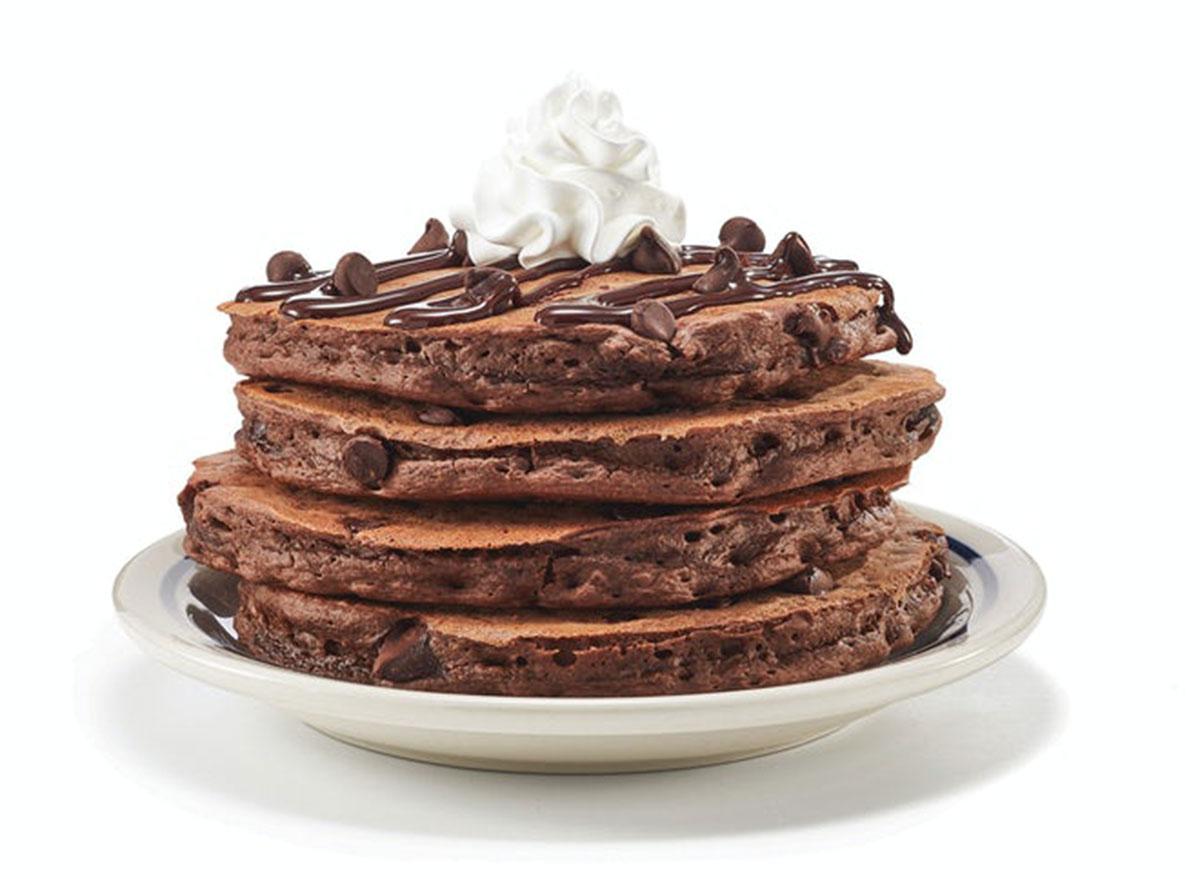 ihop chocolate chip pancakes