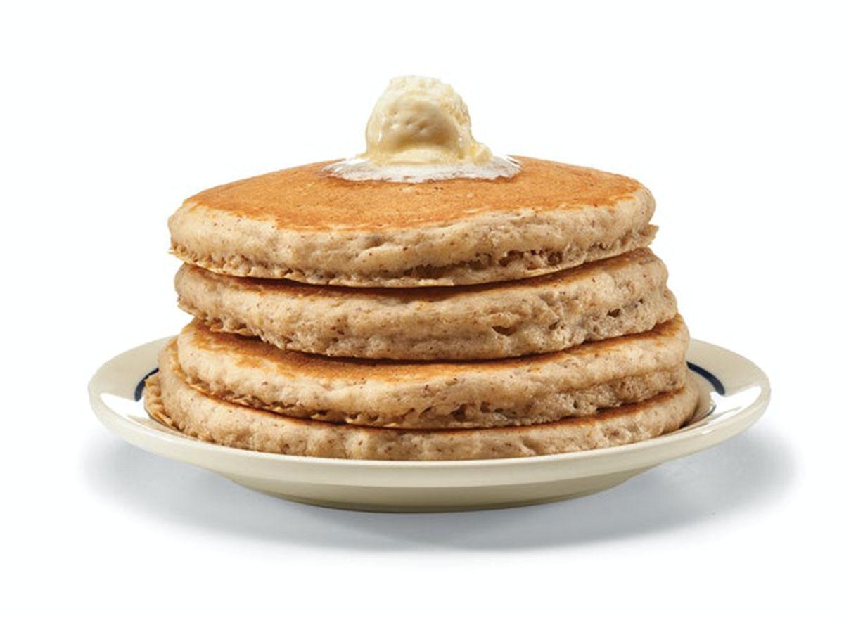 ihop harvest grain n nut pancakes