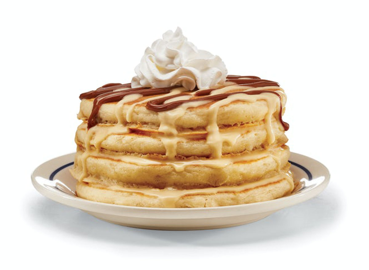 ihop mexican tres leches pancakes
