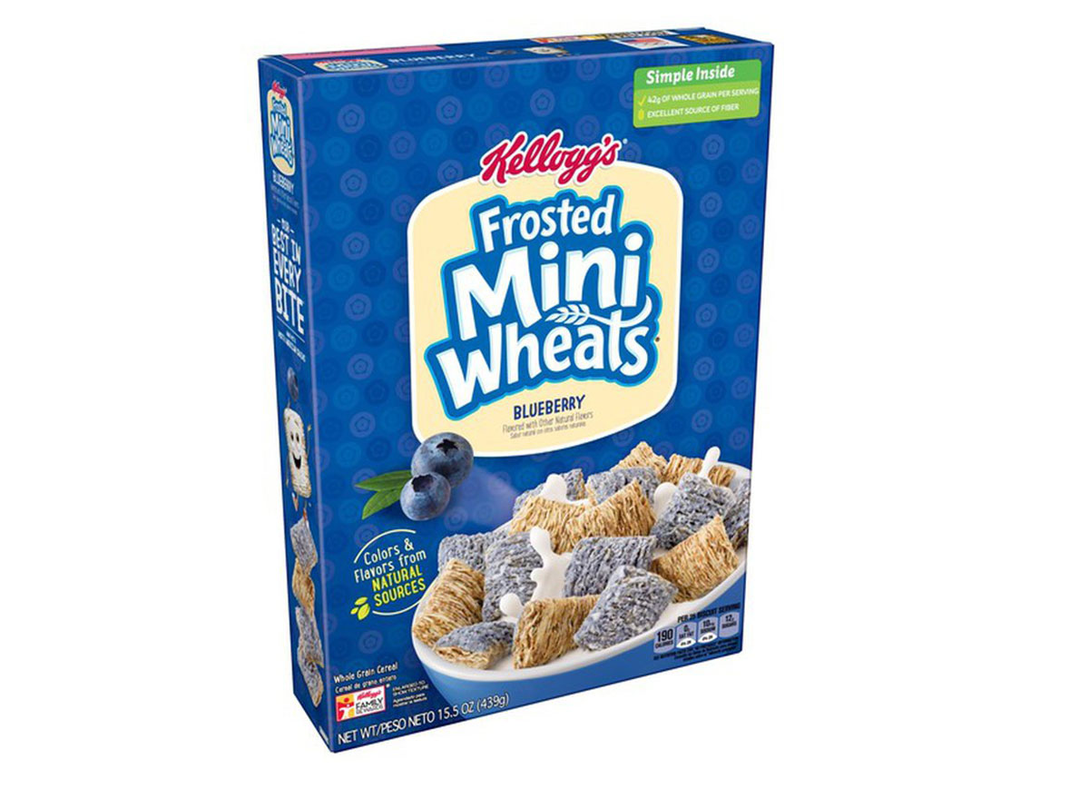kelloggs frosted mini wheats blueberries