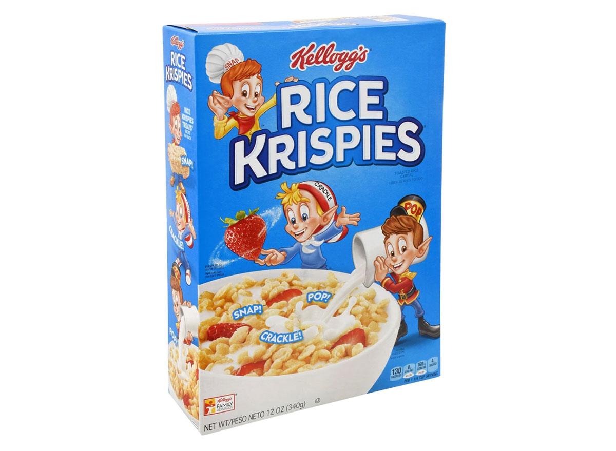 kelloggs rice krispies