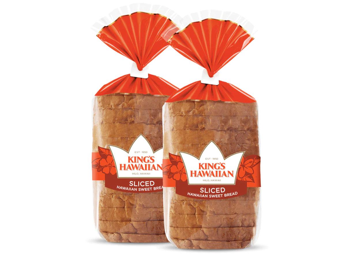 kings hawaiian sweet bread
