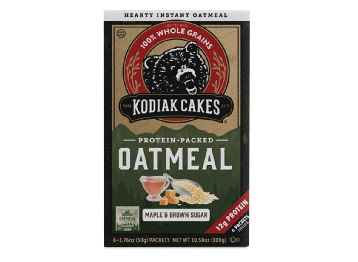 kodiak cakes protein packed oatmeal