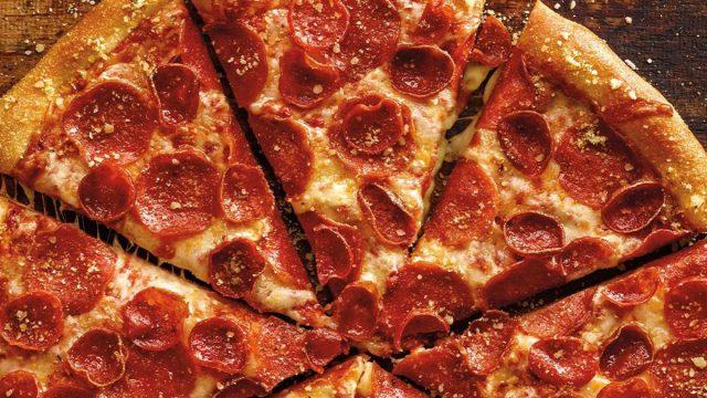 macros pizza pepperoni