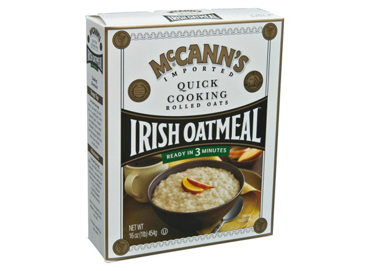 mccanns quick cooking rolled oats