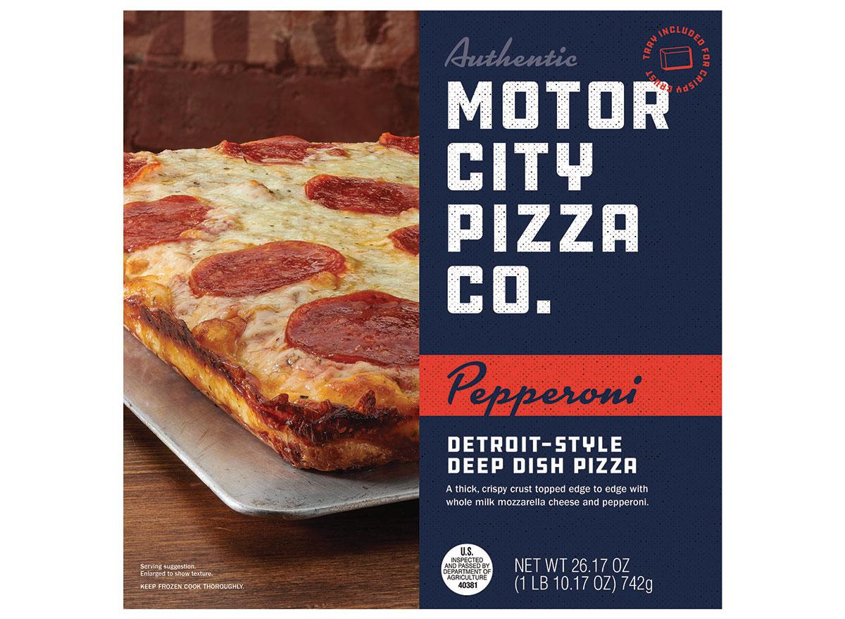 motor city pizza co