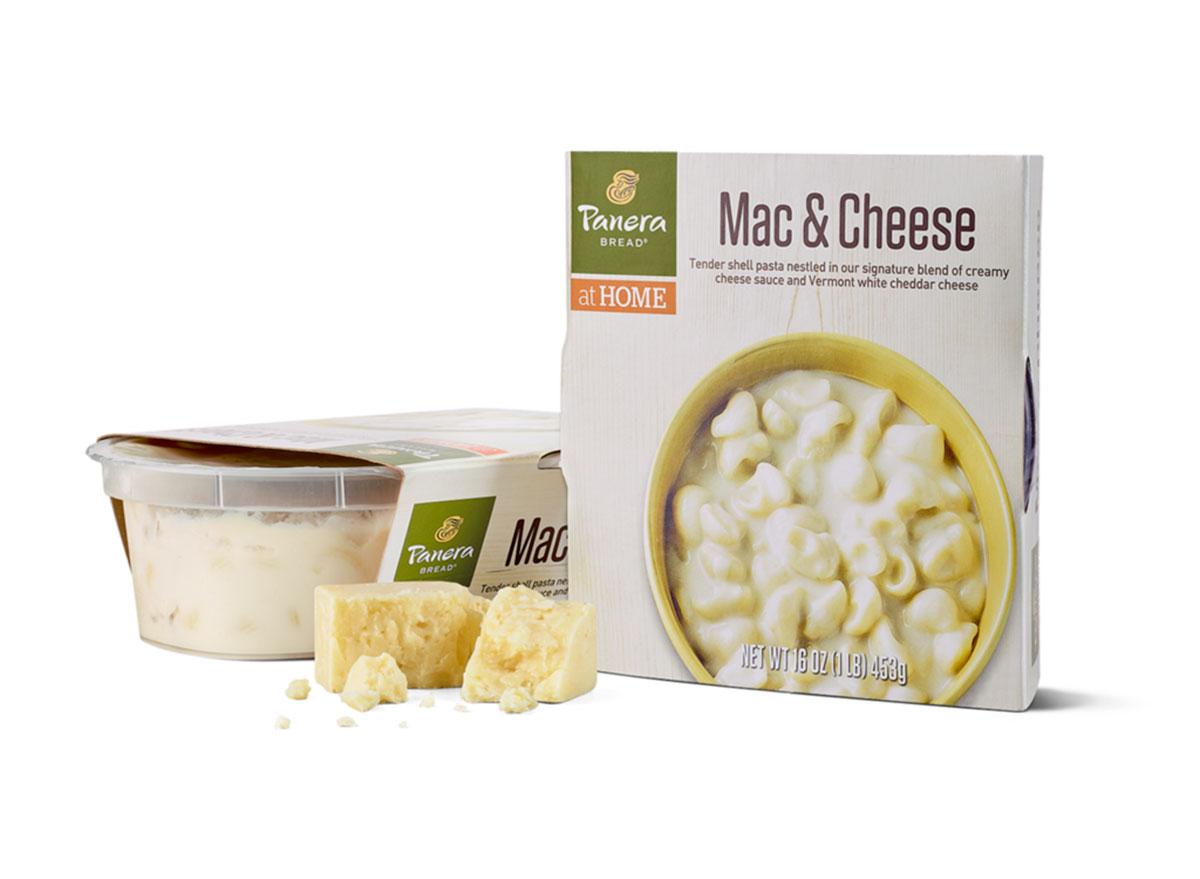 panera frozen mac and cheese