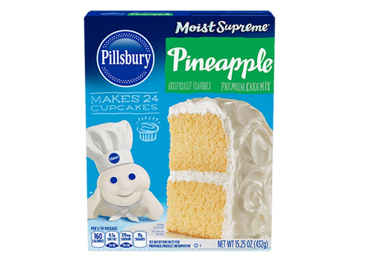 pineapple premium cake mix