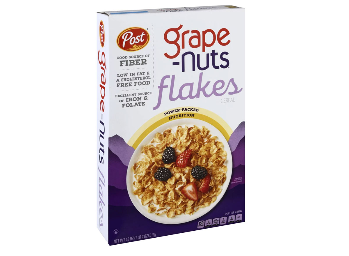 post grape nut flakes