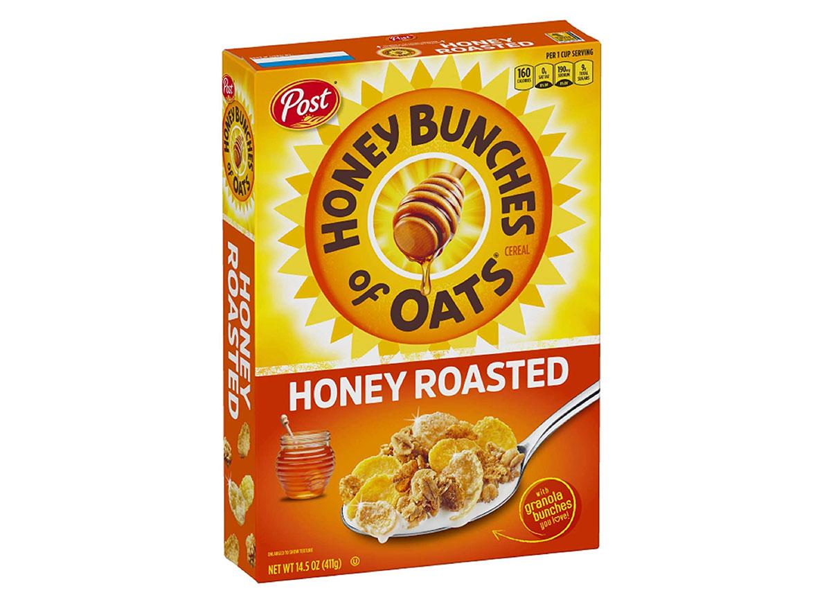 post honey bunches oats honey roasted