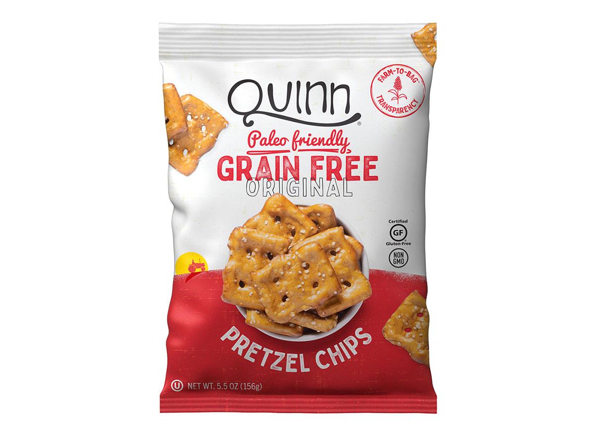quinn grain-free pretzel