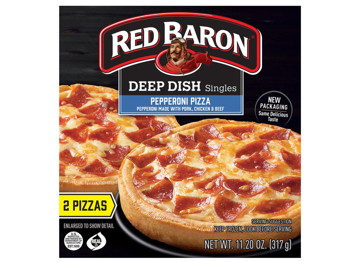 red baron pepperoni deep dish