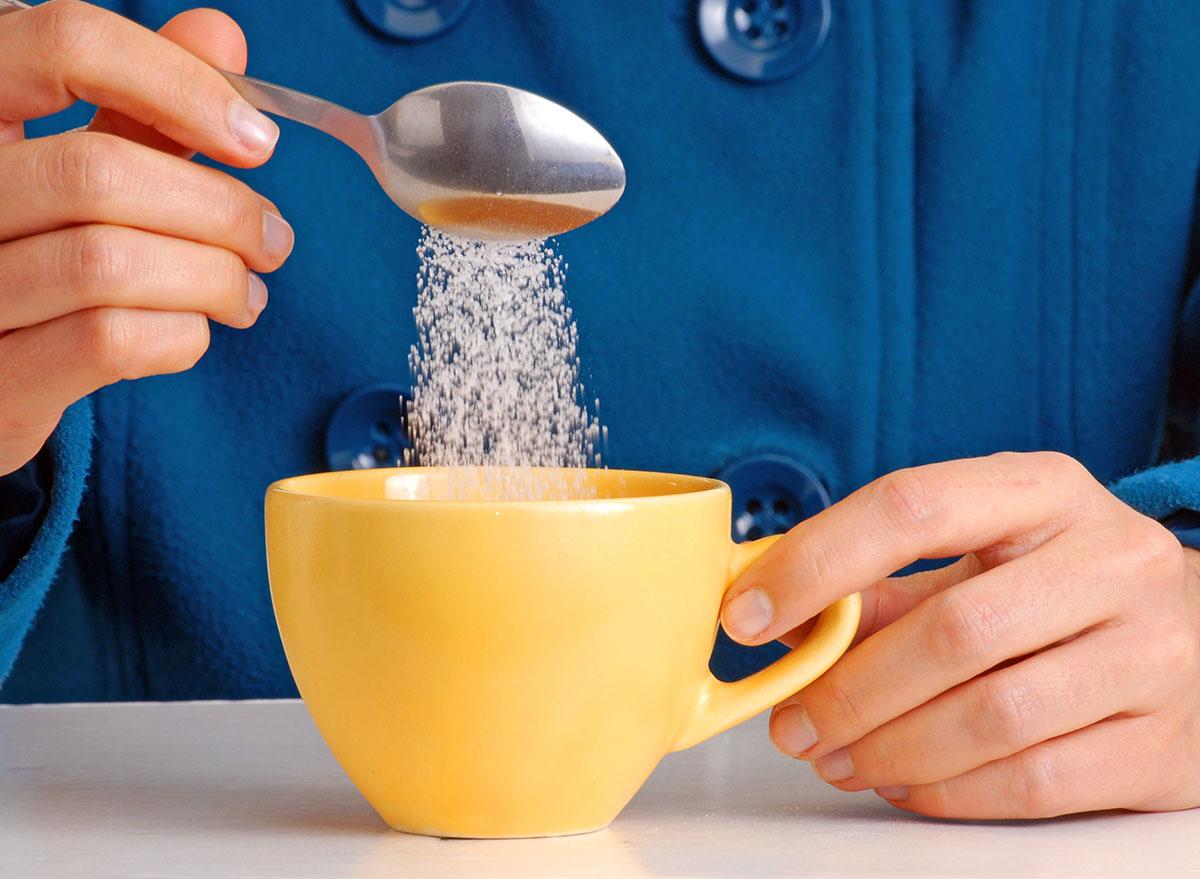tea sweetener