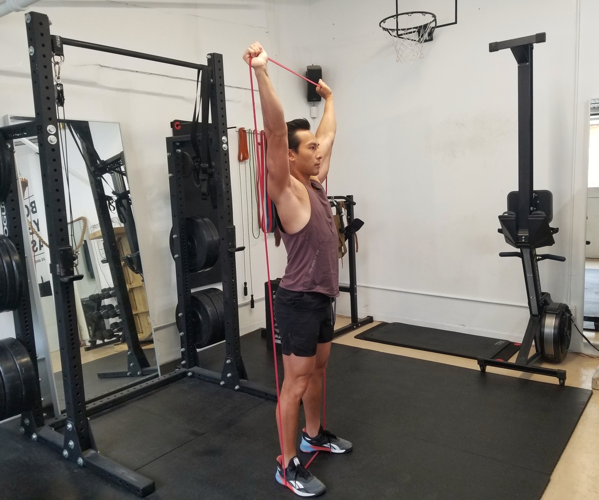 band thrusters