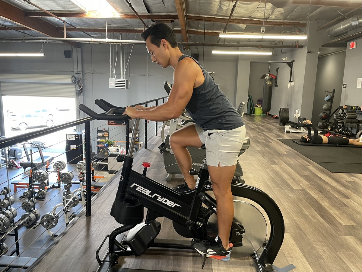 4 bike sprints