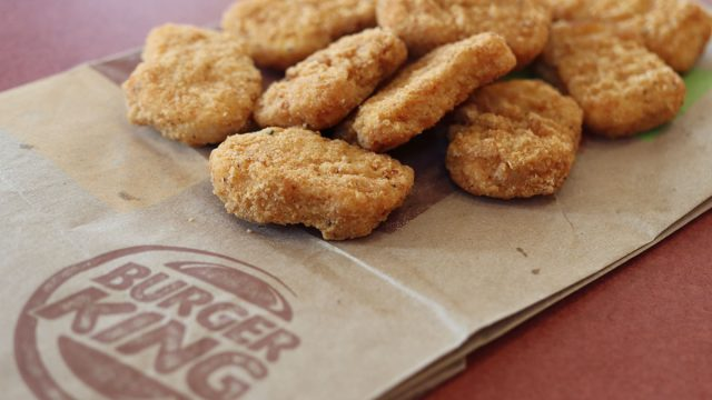 BK nuggets