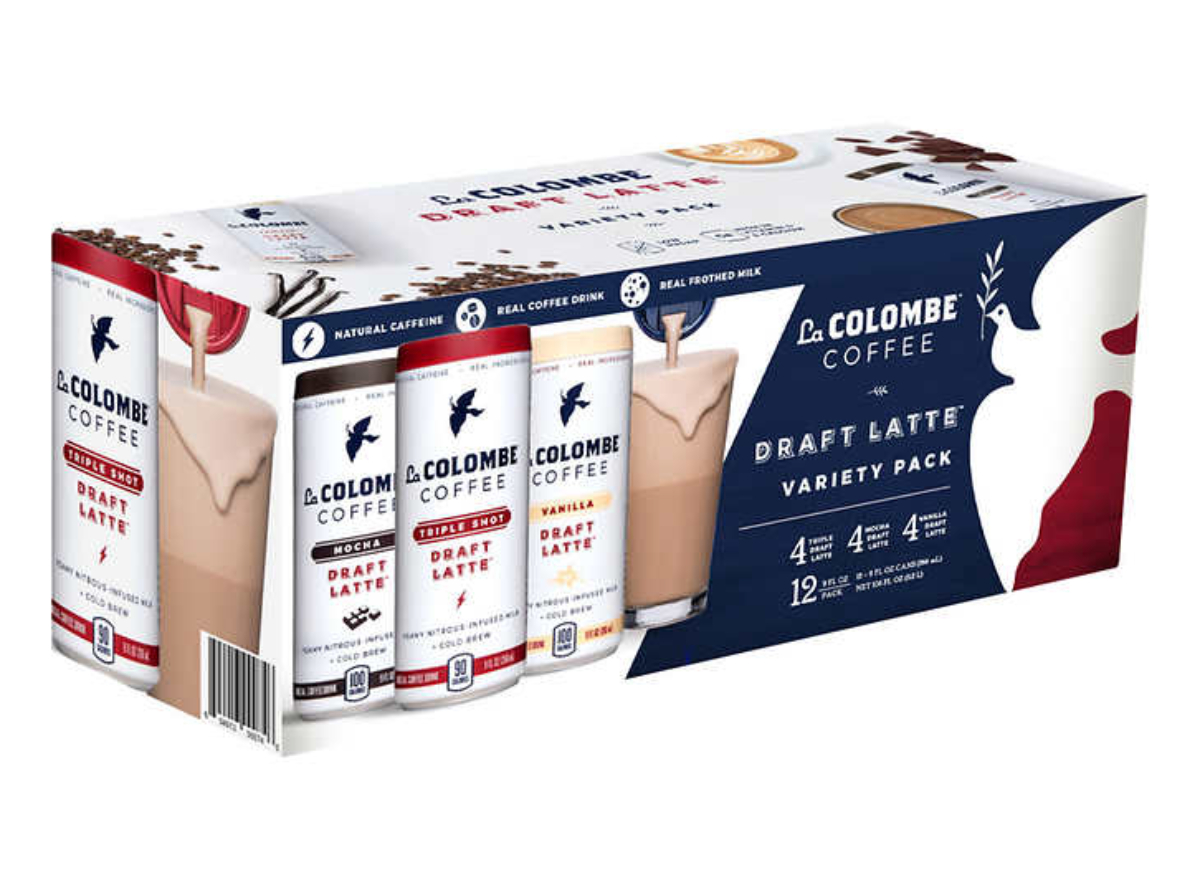 Costco La Colombe Coffee Variety Pack