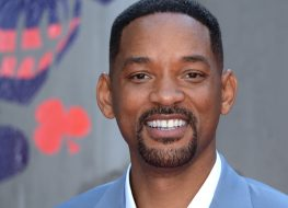 Will Smith Shows Off Gut and Vows to Get Fit