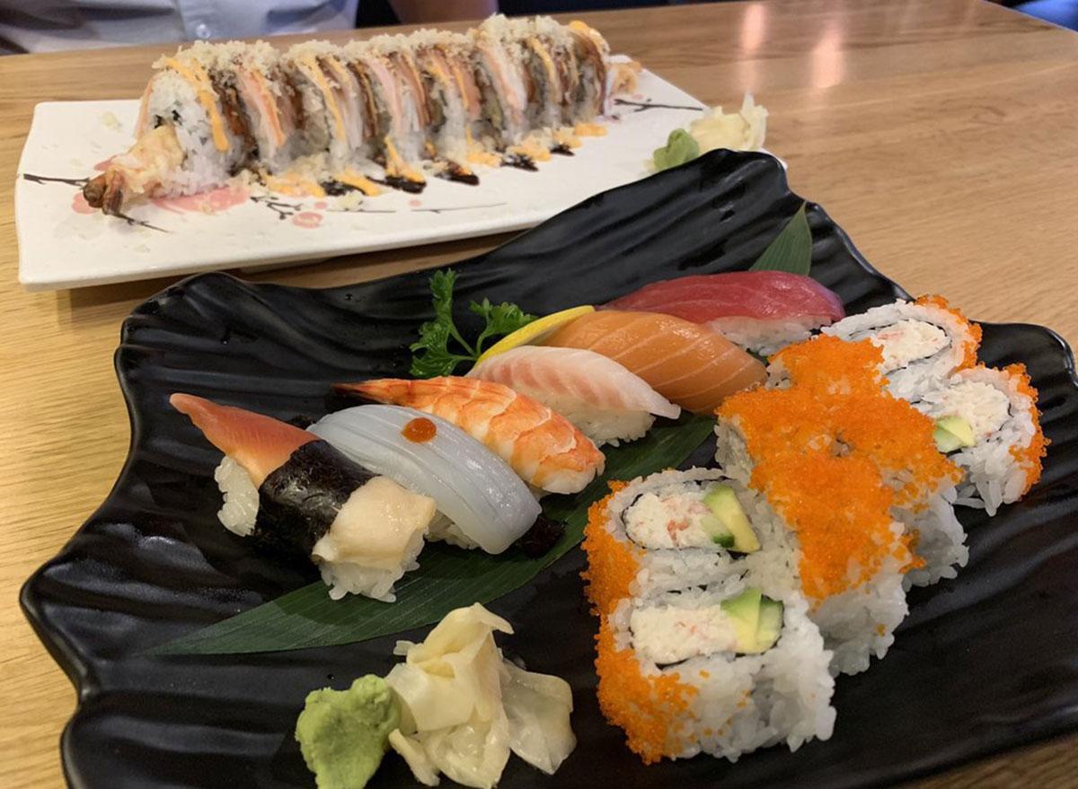 alaska sushi ya