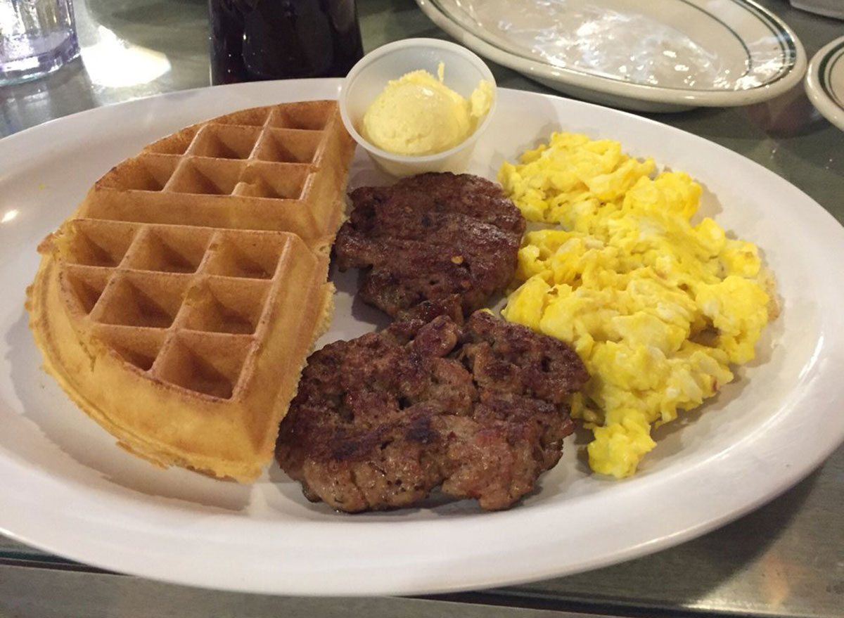 arkansas colonial pancake waffle house
