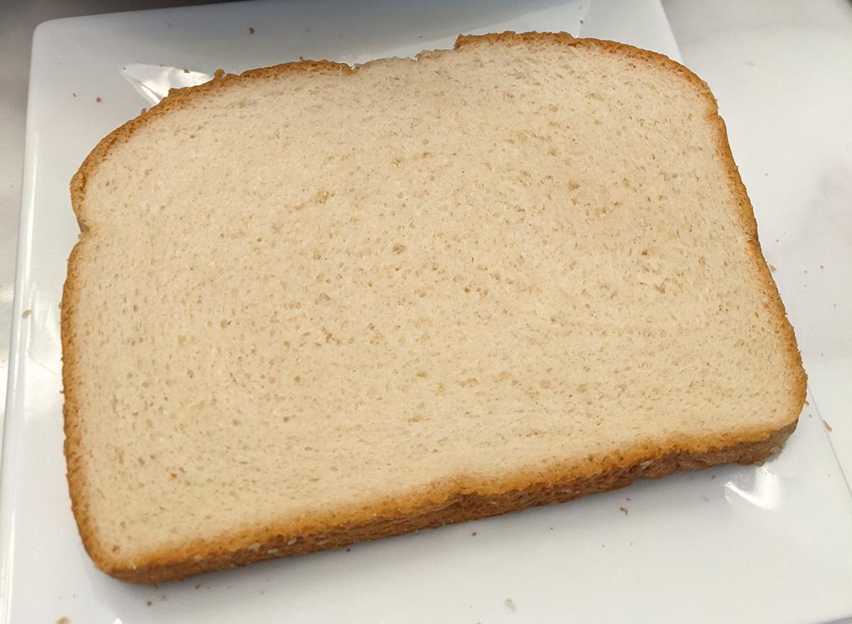 slice of arnold white bread